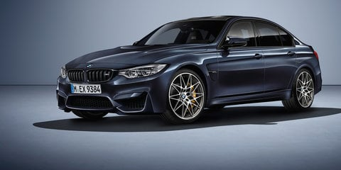 BMW M3 30 Jahre celebrates three decades since the legendary E30 M3