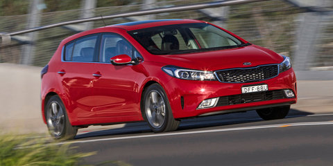 2017 Kia Cerato Review