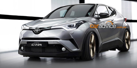 Toyota C-HR may get Nismo Juke-rivalling boost - report