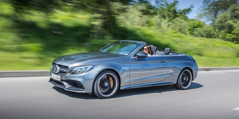 2017 Mercedes-AMG C63 S & C43 Cabriolet Review