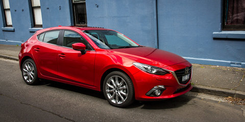 2015 Mazda 3 Sp25 GT Review Review
