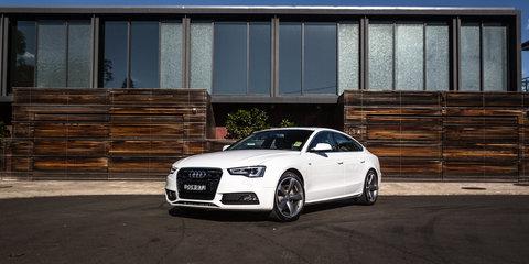 2016 Audi A5 Sportback 2.0 TFSI quattro Review