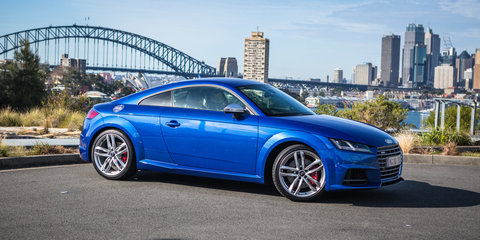 2017 Audi TT S Coupe review