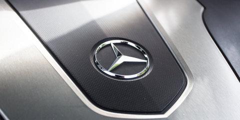 Mercedes-Benz roadmap previews upcoming model plans