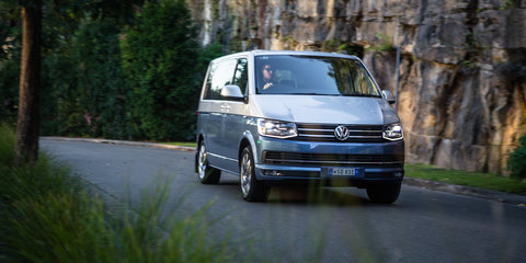 2016 Volkswagen Multivan Generation Six Review