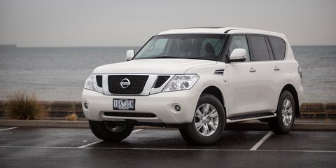 2016 Nissan Patrol Ti Review