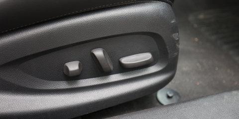 Holden Calais V v Subaru Liberty 3.6R Comparison