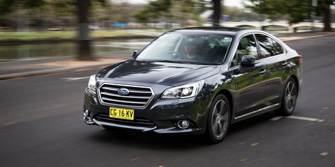 Subaru Liberty 3.6R could be the next STi-tweaked tS model
