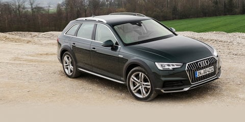 2016 Audi A4 Allroad Review