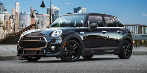 2016 Mini Carbon Edition: JCW-inspired special on sale in Australia - UPDATE