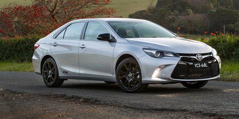 2016 Toyota Camry RZ: $28,490 special returns