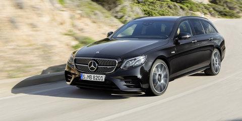 Mercedes-Benz E-Class Estate to gain off-roading Audi Allroad rival - report