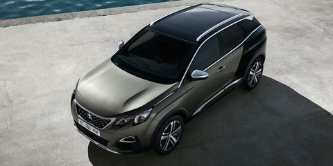 2017 Peugeot 3008 wins European Car of the Year