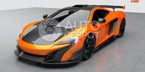 McLaren 688HS leaked online - report