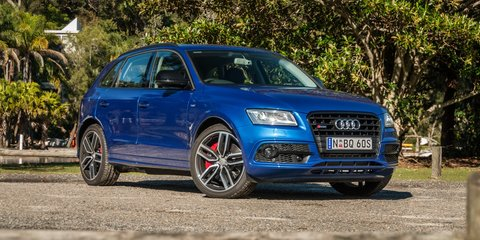 2016 Audi SQ5 Plus Review