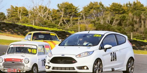 2015 Ford Fiesta St Review Review