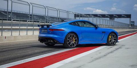 2017 Jaguar F-Type SVR —0-100mph-0 Performance Test