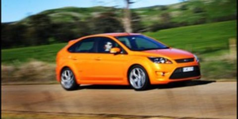 2008 Ford Focus XR5 Turbo Review