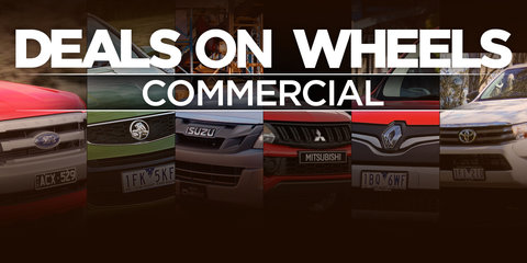 Deals On Wheels - tradie special