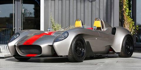Jannarelly Design-1 retro roadster unveiled