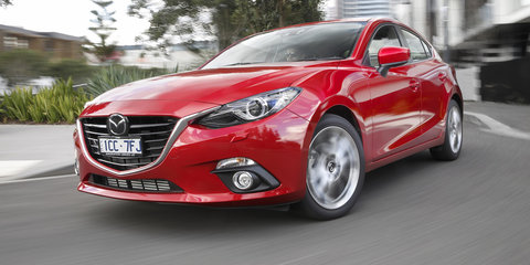 2017 Mazda 3 first to get new G-Vectoring technology with mid-life refresh