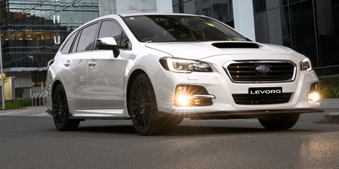 2017 Subaru Levorg gets five-star ANCAP safety rating
