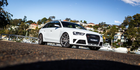 2016 Audi RS4 Avant: (Farewell) Review
