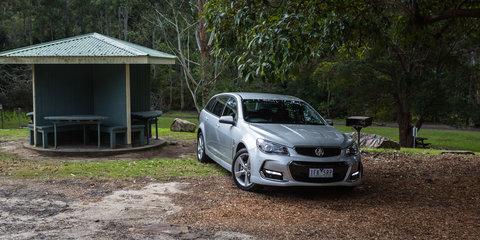 2016 Holden Commodore SV6 Sportwagon Review