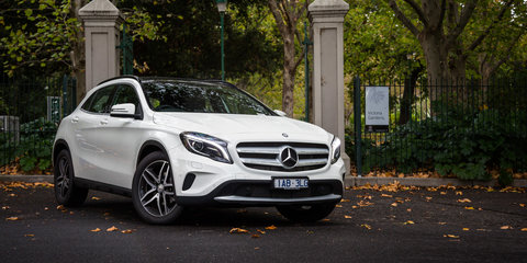 2016 Mercedes-Benz GLA180 Review