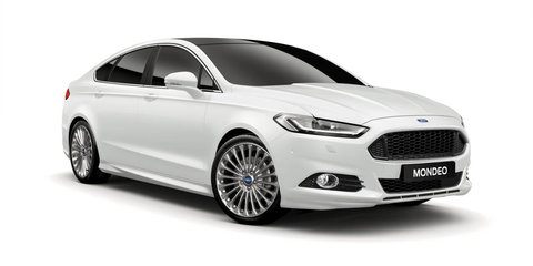 Ford Mondeo update announced: Sync 3 standard across the range