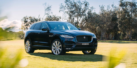 2017 Jaguar F-Pace recalled for wiring fix: 36 vehicles affected