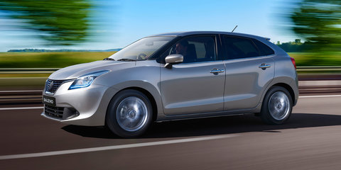 2016 Suzuki Baleno pricing and specifications