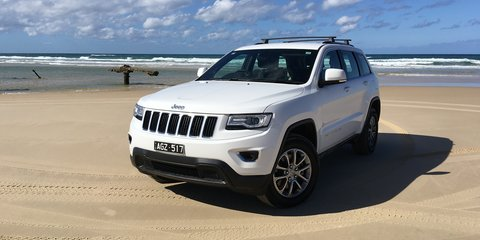 2016 Jeep Grand Cherokee recalled for fire risk: 62 vehicles affected