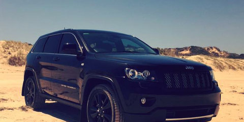 2013 Jeep Grand Cherokee Jet Review Review