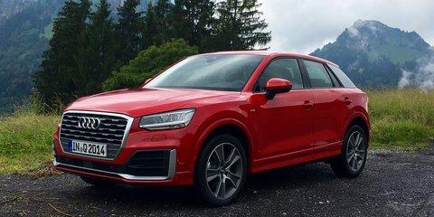 2017 Audi Q2 Review