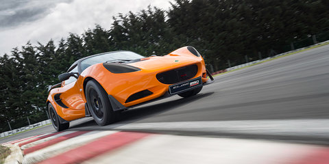 Lotus Elise Race 250 revealed:: track-only special could come to Aus