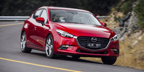 2018 Mazda 3 to ignite no-spark petrol engines
