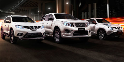 Nissan Australia launches N-Sport specials: X-Trail, Navara, Juke load up with styling kit