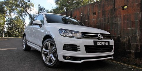 2014 Volkswagen Touareg V8 TDI R-line Review Review