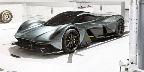 AM-RB 001: Aston Martin and Red Bull reveal collaborative hypercar