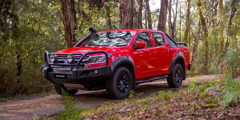 2017 Holden Colorado Z71 (4x4) review