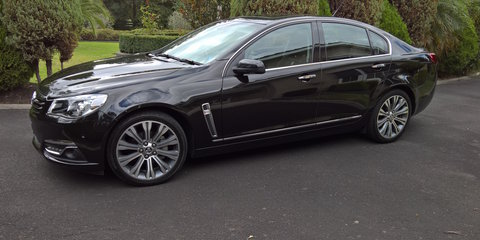 2014 Holden Calais V Review