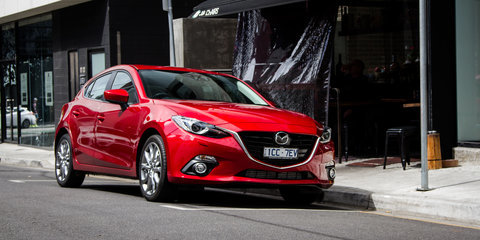 2015 Mazda 3 Sp25 Review Review