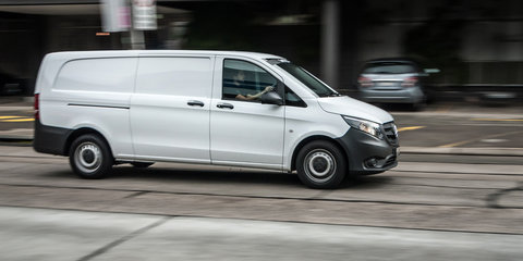 Mercedes-Benz Vito van recalled over possible fuel leak issue