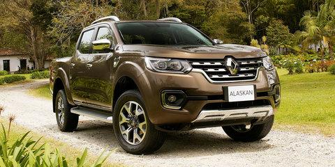 2017 Renault Alaskan unveiled