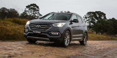 2016 Hyundai Santa Fe Highlander Review