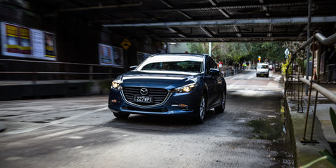 2016 Mazda 3 Range Review