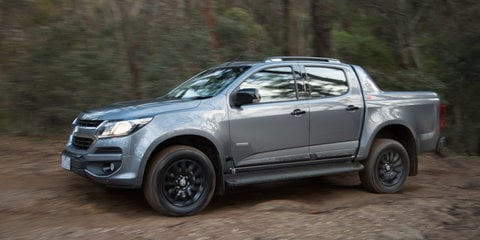 Holden Colorado flagship performer could come to tackle Ranger Raptor