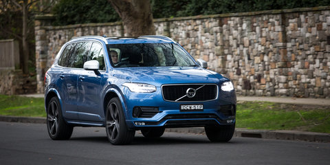 2017 Volvo XC90 recalled for seatbelt fix - UPDATE