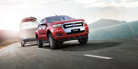 2017 Ford Ranger XLS Special Edition set for September